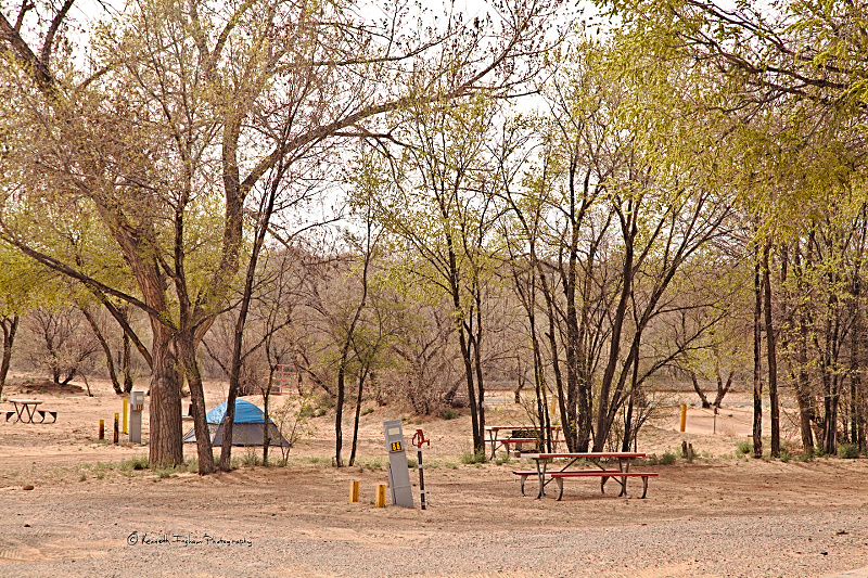 Camping gallup nm