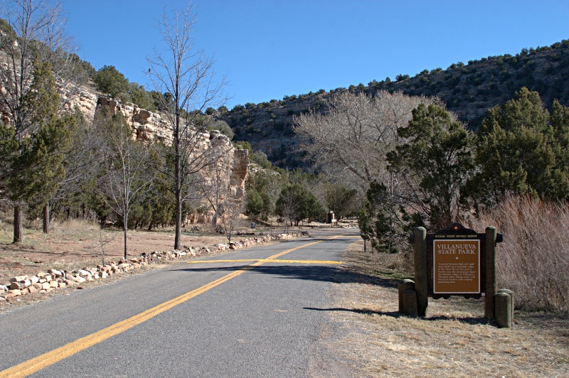Nm national parks with rv hookups